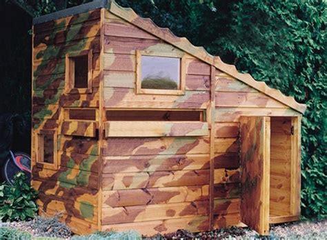 woodwork diy playhouse fort  plans