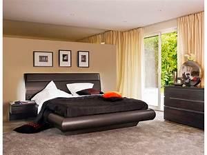 peinture chambre adulte design With decoration chambres a coucher adultes