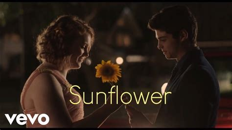 Sierra Burgess- Sunflower Music Video (sierra Burgess Is A