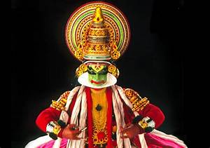 Kathakali Dance Performance Shore Excursion & Cruise ...