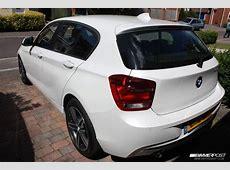 GSH's 2012 BMW 118d Sport BIMMERPOST Garage
