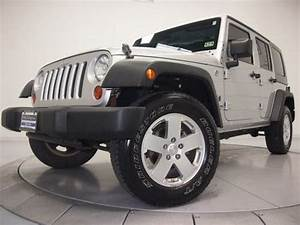 Sell Used 2008 Jeep Wrangler Unlimited X Trail Rated