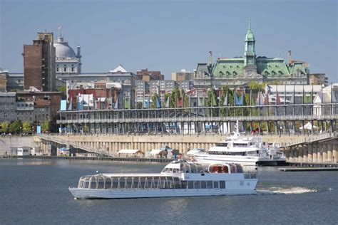 Montreal To Quebec City By Boat by Montreal Cruise Sightseeing Boat Tours In Quebec