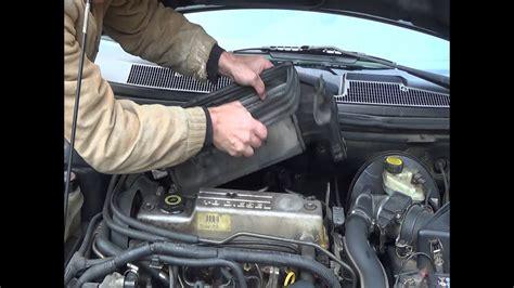 pulizia controllo  una valvola egr pneumatica youtube