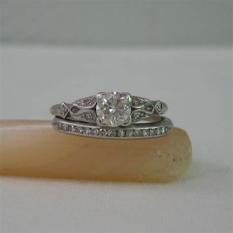 vintage wedding rings etsy vintage engagement rings etsy wedding and bridal inspiration
