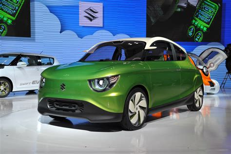 Suzuki Envisions A Global Compact Car With Regina Concept