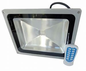 Rgb led flood light lamp v w floodlight outdoor