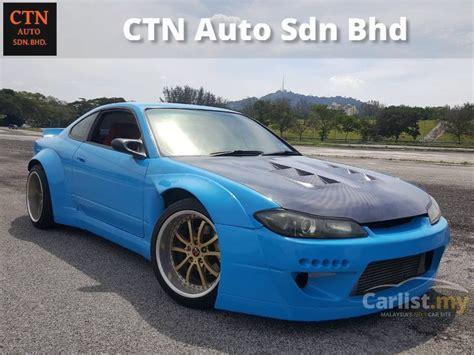 nissan silvia    selangor manual coupe blue