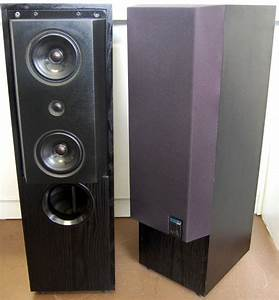 Rewind Audio  Kef Reference 104  2 Floor Standing Speakers