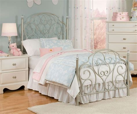 Girls Twin Bed Frame Size
