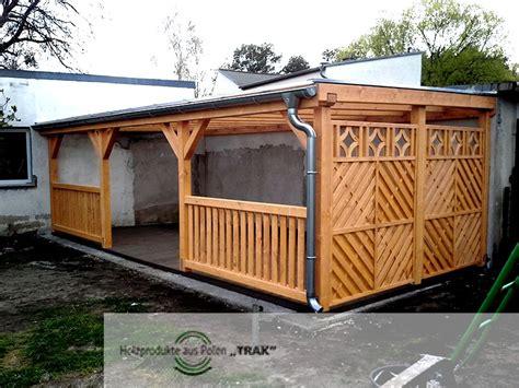 pavillon holz aus polen pavillon aus holz projekte5 001 carports aus polen