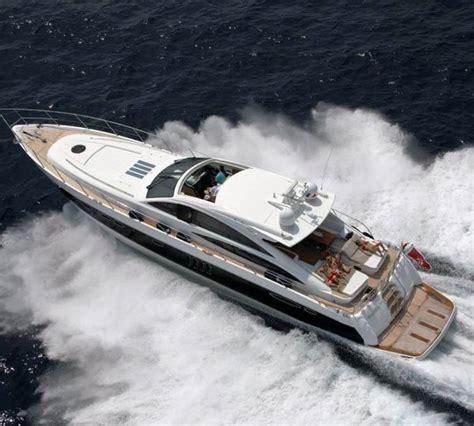 princess yachts uk build  luxury motor yacht range