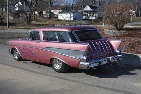 1957 Chevrolet Nomad Custom Station Wagon 183858
