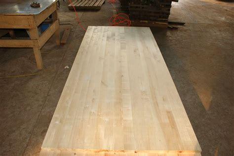 maple full lamellas worktops jieke wood
