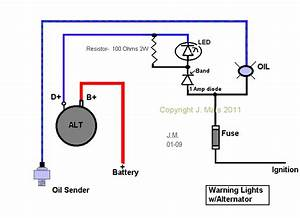 Electrics Alternator Not Charging  - Vw Forum