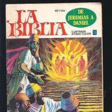 Historias ilustradas de la biblia nº 8 jeremia Vendido