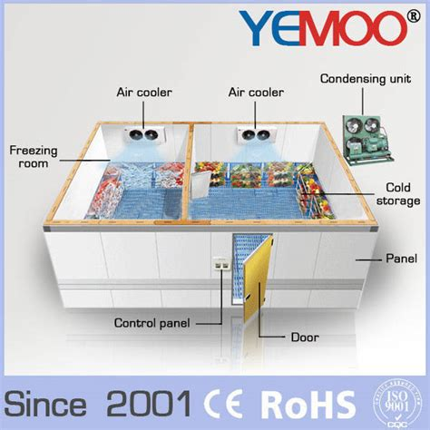 water gas heater solar power system cold storage rooms design food cold