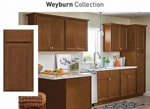 Shop in stock kitchen cabinets at lowe39s for Kitchen cabinets lowes with free brand stickers