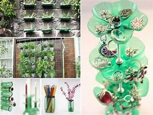 Home Decor Tips Using Plastic Bottles - Boldsky com