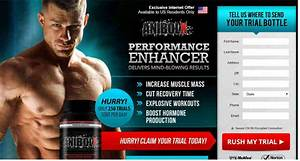 Best Muscle Growth Supplements   Anibolx Fitness Supplements For Men