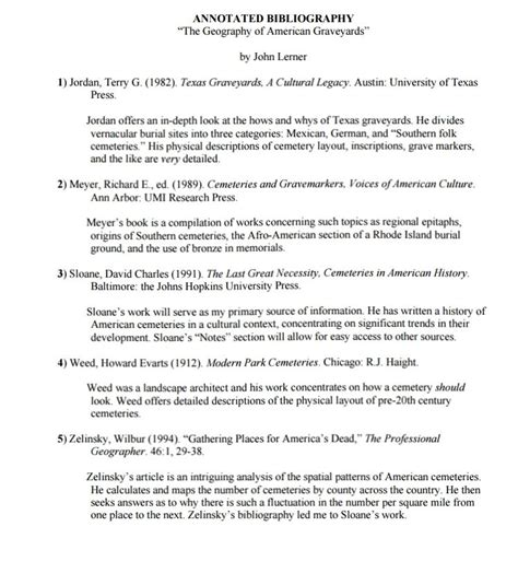 annotated bibliography template how to write an annotated bibliography in apa mla at kingessays 169
