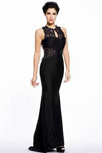 210 best images about robe noire on pinterest With maxi robe noire