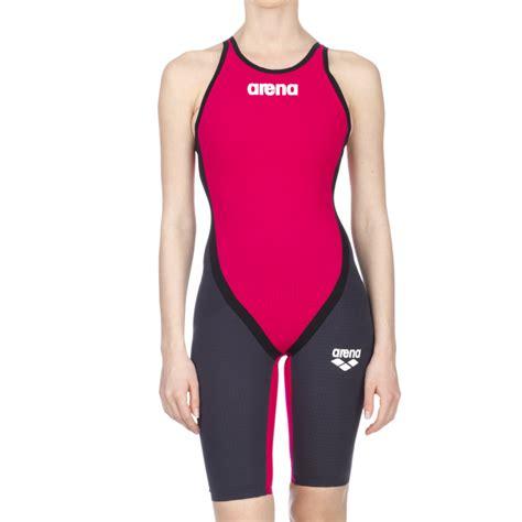arena powerskin suit carbon flex full body short leg open