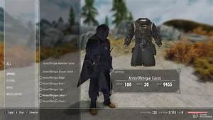 Skyrim All Light Armor Armor Of Intrigue For Tes V Skyrim