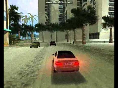 snow mod   gta vice city