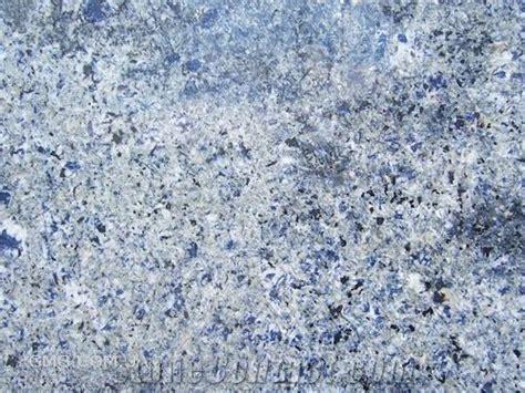 Cobalt Blue Granite Slabs Tiles, Brazil Blue Granite from