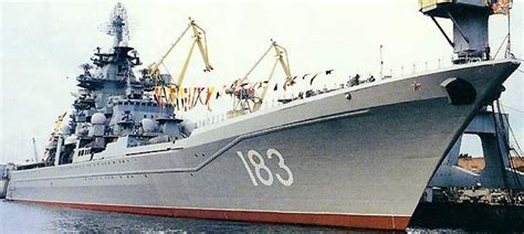 Kirov Class (type 1144.2) (peter The Great)
