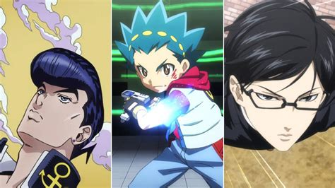 Best Anime Fall 2017 Kotaku Your Complete 2016 Anime Guide Kotaku Uk