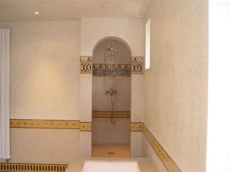 tadelakt de marrakech lahouari tahiri salle de bain et en tadelakt couleur naturelle