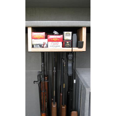 shelf gun safe gun storage solutions ss shell shelf storage unit gsss