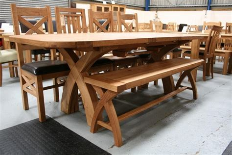 Collection   Seater Oak Dining Tables Dining Room