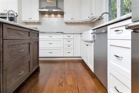 shaker style kitchen cabinets custom built shaker cabinets sea girt new jersey by design 8503