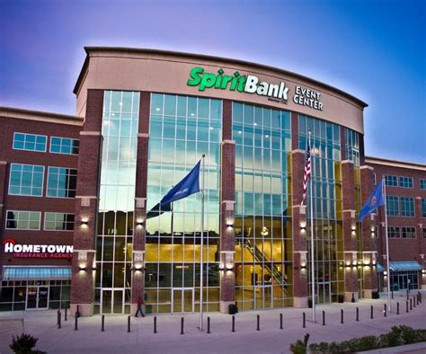 bank of oklahoma phone number spirit bank event center venues event spaces 10441 s