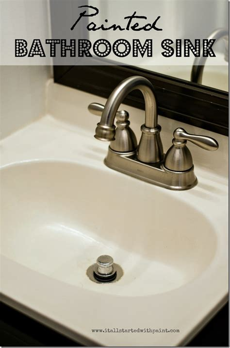how to paint a kitchen sink where are they now how to paint a bathroom sink it 8788