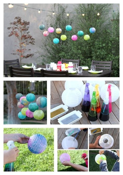 But believe it or not considering things like solar powered lighted and planting more perennials are two effortless ways to keep an entertaining backyard like this, looking its best. 30+ Cool DIY Outdoor Lighting Ideas To Brighten Up Your Summer - Page 3 of 4