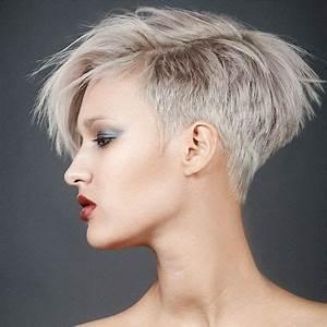 Coupe Cheveux Asymétrique : coupe cheveux tr s courts projets essayer ~ Melissatoandfro.com Idées de Décoration