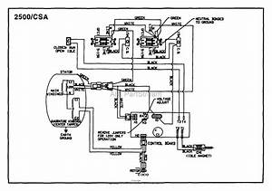 Homelite Generator Wiring Diagram  Homelite  Free Engine
