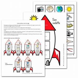 Taille Des Althéas : son vedette fus e de l 39 espace maternelle space printables kids learning activities et cut ~ Nature-et-papiers.com Idées de Décoration