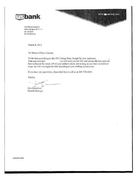 lien release letter ford motor credit company lien release impremedia net