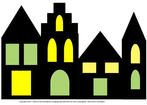 Fensterdeko Weihnachten Häuser by Fensterbild H 228 User Mit Transparentpapier 2
