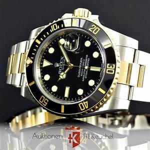 Rolex Auf Rechnung : rolex submariner gold stahl ref 116613ln full set lc eu neuwertig 2010 auktionen th keuchel ~ Themetempest.com Abrechnung
