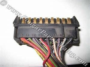 Under Dash Wiring Harness With A  C   Eliminator