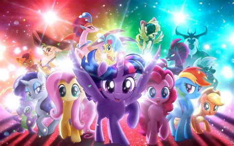 My Background My Pony Wallpapers And Background Images Stmed Net