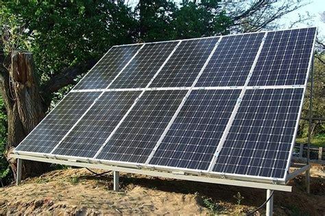 Расчет солнечной генерации для электростанций
