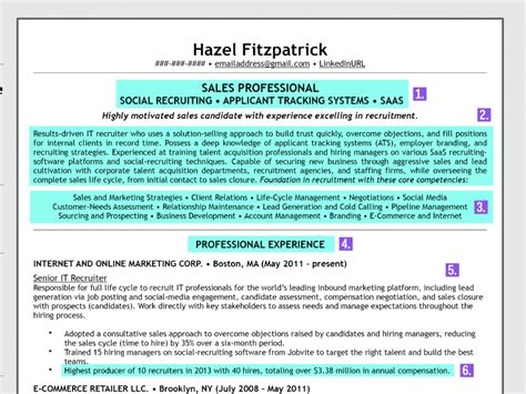 What To Include In Your Resume Cover Letter by Always Include These Things On Your Resume Business