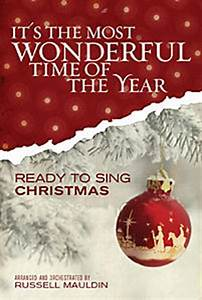It s the Most Wonderful Time Ready to Sing Christmas CD